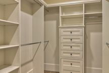 Closet Design Ideas / by Donna Gilmore