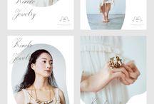 Fashion Layout Inspiration