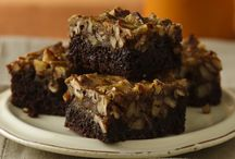 CAKE~PIE~BROWNIES~BARS / by K PLANT