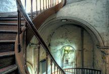 Architecture abandonnée