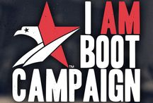 I AM Boot Campaign