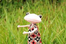 Wanda Frog