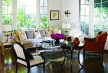 Living Rooms / by Catherine Love