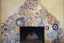 Fireplace Surrounds / by Ciel Gallery