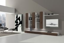 Salones / Propuestas de comedores y mobiliario para salones y salas de estar.