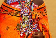 Beautiful Maasai