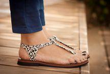 Greek Sandals!