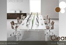 Mesas plataformas / Para decorar sua empresa de forma profissional conheçam nossas mesas plataformas.
