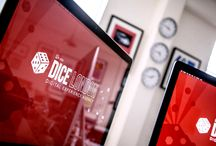 DICE LONDON Offices / DICE LONDON are a digital marketing agency based in Worcester.  We work with all business sectors but have particular expertise in the real money gaming industry.