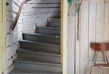 Torpet/huset renovering