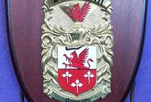 Coat of Arms Shields / Family Coat of Arms & Crests