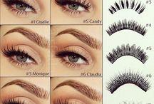 huda lashes