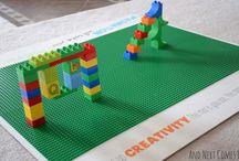 Montessori: Mesa Lego / Lego Table