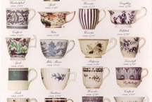 Tacitas Teacups Tea Cups / by Wanda Caro