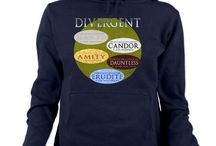 Divergent from Auntie Shoe / Stuff about the book and movie DIVERGENT. Some designs on products created by Auntie Shoe.