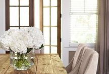 House things - Dining Room / by whatlindseylikes (Lindsey Quick)