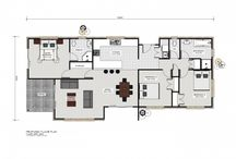 first house ideas / If I was to buy a section...