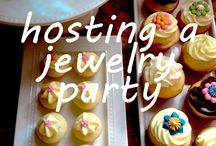 Party hosting ideas / by Amber Larsen
