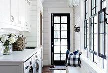 Laundry room/mud room