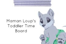 Toddler Time / Find all my posts related to toddlerhood.