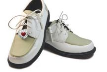 Kicks Candy Collection / Bling Your Best Pair.   Lace up in your finest with Navika's Kicks Candy. Easy Ball Marker access, Kicks Candy makes every pair of shoes a fashion statement,