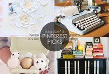 Maggie's Pinterest Picks / by Maggie Holmes