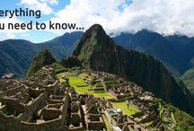 Best Peru Travel Destinations / Best Peru destinations to travel, guides, stories, tips, and photos!