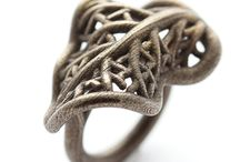 3d Printed, Jewelry & Fashion