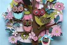 Riley's Owls / by Dawn Odom