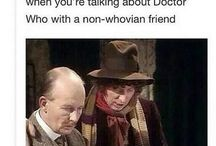 Doctor Who....?