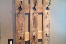 17 Furniture Ideas from Pallets / This is really creative!