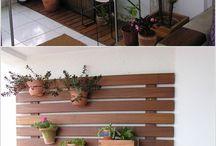 painéis para plantas
