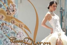 Bridal Collection / Bridal Collection by Casa Diaron: Necklace, ring, bracelet, pin, tiaras, jewelry set ...