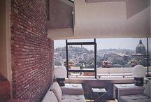 Interieur, Architecture