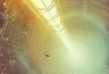 Space Future Colony City