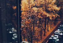 autumn / cool autumn places