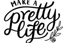 Shop~Make a Pretty Life