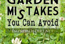 Gardening Ideas / Gardening #Gardens