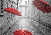 Regentage | Rainy Days / Den Regen genießen. Tolle Dinge rund ums schlechte Wetter