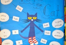 September: Pete the Cat Unit / by Amy Hite