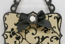 Card ideas - gift card holder / by Bobbie Sumpter