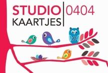 Geboortekaartjes van Studio 0404