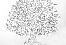 family tree / designs // prints