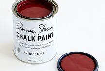 Primer Red Chalk Paint® decorative paint by Annie Sloan