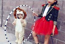 Circus Halloween costume