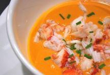 Recipes:  Soups / by Paula Cronin