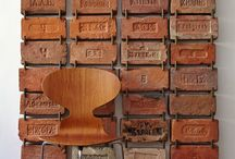 wood+bricks