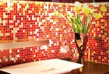 Trends / Trend is an international manufacturer and distributor of mosaic tile collections produced in recycled glass, 24 carat gold and venetian enamel. It also produces engineered agglomerates containing recycled fragmented glass, quartz and granite.