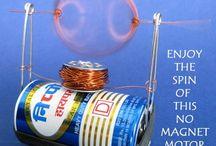 manyetik motor