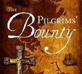 The Pilgrims' Bounty / A tale of War, Passion, Treachery, Violence, Friendship and Love. A historical/contemporary novel packed with fast paced action and intrigue from the time of original Romanov Tsar to the days of the Pilgrim Fathers an Ancient Artifact affects the lives of all those who come in to contact with it from the 17th to the 21st Century.